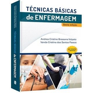 Livro - Técnicas Básicas de Enfermagem - Volpato # <>
