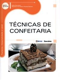 Livro Tecnicas de Confeitaria Eleuterio