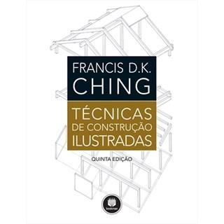 Livro - Técnicas de Construção Ilustradas - Ching