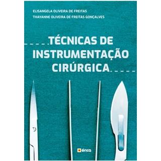 Livro - Técnicas de Instrumentação Cirúrgica - Freitas