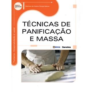 Livro - Técnicas de Panificação e Massa - Galves