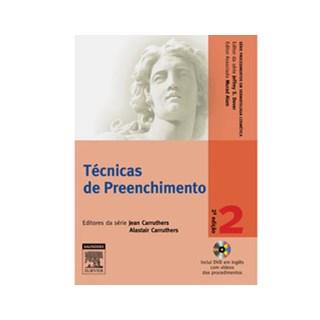 Livro - Técnicas de Preenchimento - 2a edição - Carruthers