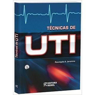 Livro - Técnicas de UTI - Jeronimo***