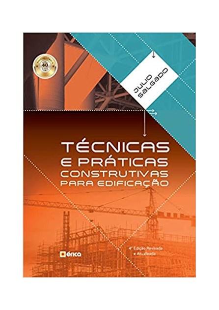 Livro - Técnicas e Práticas Construtivas para Edificação - Salgado