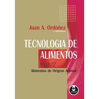 Livro - Tecnologia de Alimentos: Alimentos de Origem Animal - Ordóñez - Volume 2