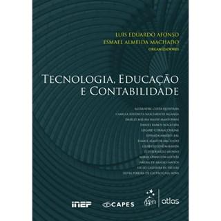Livro - Tecnologia, Educação e Contabilidade - Afonso