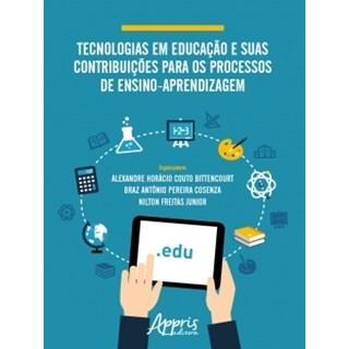 Livro - Tecnologias em Educação e suas Contribuições para os Processos de Ensino Aprendizagem - Bittencourt
