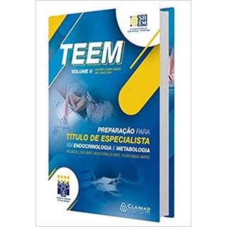 Livro - TEEM Vol II - Severo - Clannad