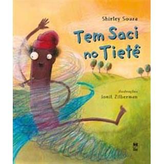 Livro - Tem Saci no Tietê - Souza - Panda Books