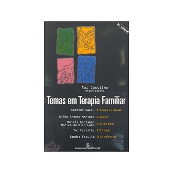 Livro - Temas em Terapia Familiar - Castilho - Summus