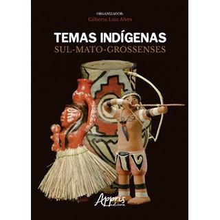 Livro - Temas Indígenas - Alves