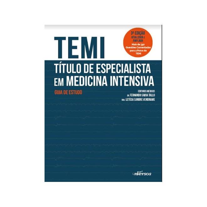Livro - TEMI - Título de Especialista em Medicina Intensiva - Tallo