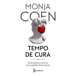 Livro Tempo de Cura - Monja Coen - Academia