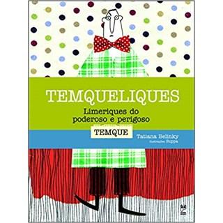 Livro - Temqueliques - Tatiana Belinky