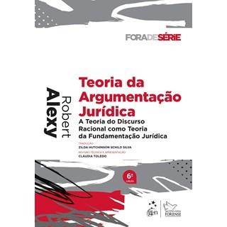 Livro - Teoria da Argumentação Jurídica - Alexy