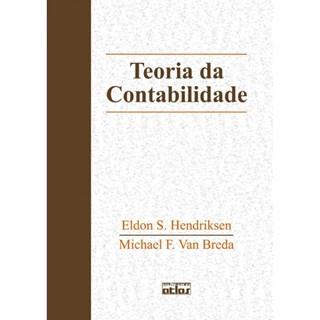 Livro - Teoria da Contabilidade - Hendriksen