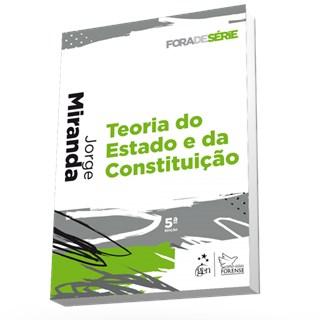 Livro - Teoria do Estado e da Constituição - Miranda 5ª edição