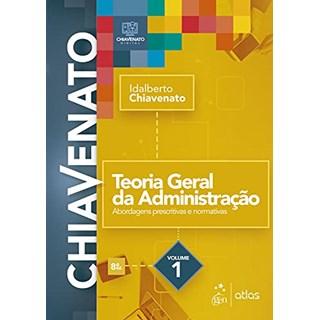 Livro - Teoria Geral da Administracao - Chiavenato