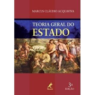 Livro - Teoria Geral do Estado - Acquaviva