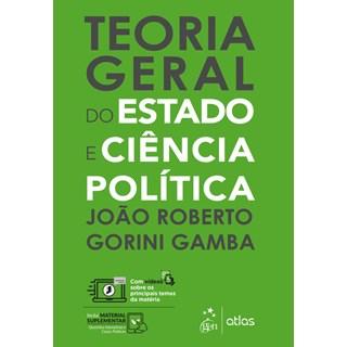 Livro - Teoria Geral do Estado e Ciência Política - Gamba