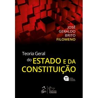 Livro - Teoria Geral do Estado e da Constituição - Filomeno