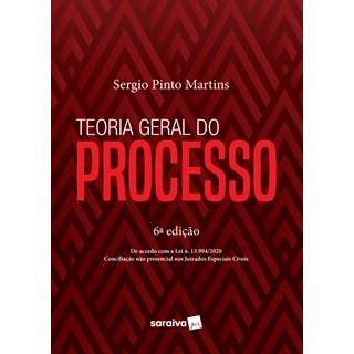Livro - Teoria Geral Do Processo - 5ª edição de 2020 - Martins 5º edição