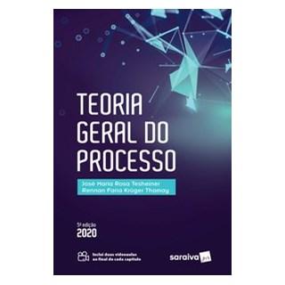 Livro - Teoria Geral Do Processo - 5ª Edição de 2020 - Thamay 5º edição