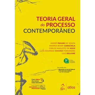 Livro - Teoria Geral do Processo Contemporâneo - Dellore