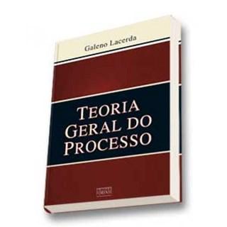Livro - Teoria Geral do Processo - Lacerda