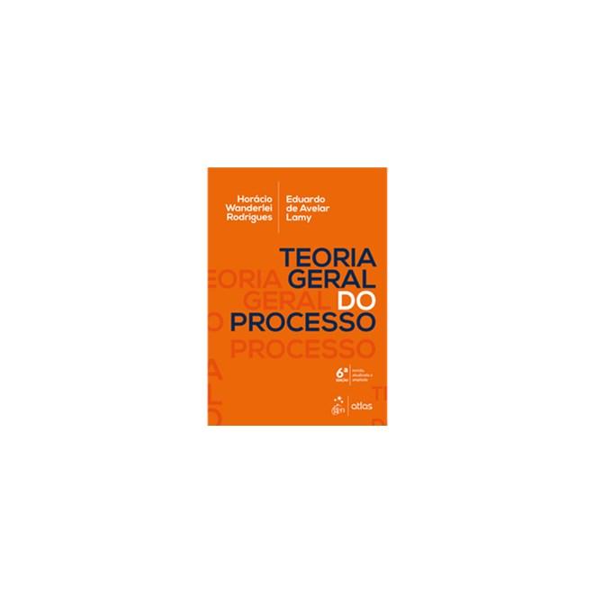 Livro - Teoria Geral do Processo - Lamy