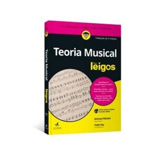 Livro - Teoria Musical Para Leigos- Day