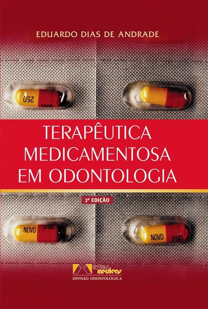 livro terapia medicamentosa em odontologia