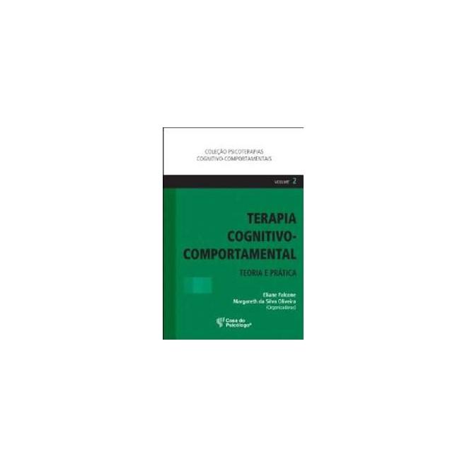 Livro - Terapia Cognitivo-Comportamental - Falcone - Casa do Psicólogo