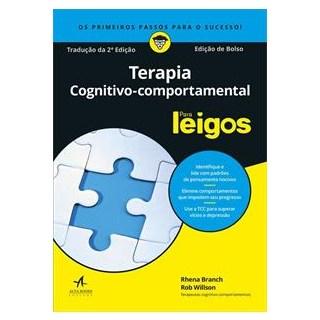 Livro- Terapia Cognitivo - Comportamental para Leigos - Branch