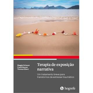 Livro Terapia de Exposição Narrativa - Schauer - Hogrefe