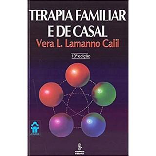 Livro - Terapia Familiar e de Casal - Lamanno - Summus