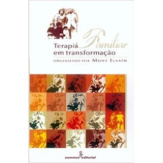 Livro - Terapia Familiar em Transformação - Elkaim - Summus