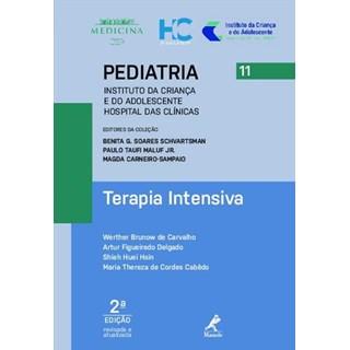 Livro - Terapia Intensiva - Série Pediatria 11 - Instituto da Criança FMUSP - Delgado