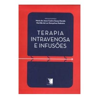 Livro - Terapia Intravenosa e Infusões - Pedreira