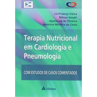 Livro - Terapia Nutricional em Cardiologia e Pneumologia - Vieira