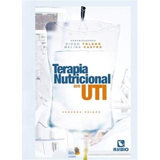 Livro Terapia Nutricional em UTI - Toledo - Rúbio