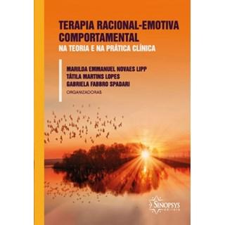 Livro Terapia Racional Emotiva Comportamental - Lipp - Sinopsys