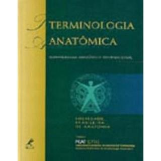 Livro - Terminologia Anatômica - 2 Vol - Sociedade Brasileira de Anatomia***