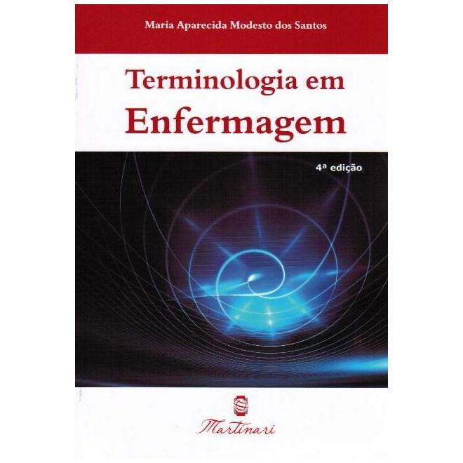 Livro - Terminologia em Enfermagem - Santos #