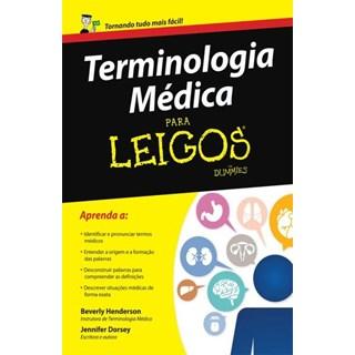 Livro - Terminologia médica para leigos -  Dorsey