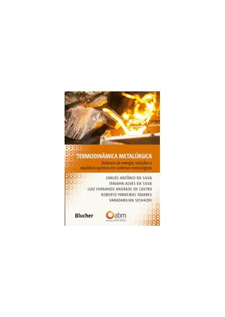 Livro - Termodinâmica Metalúrgica - Vários