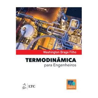 LIvro - Termodinâmica para Engenheiros - Braga Filho - LTC