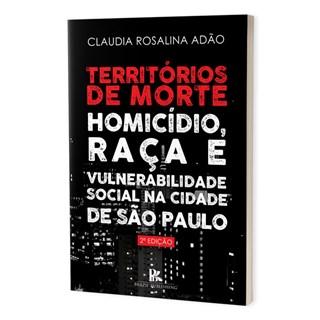 Livro - Territórios de Morte - Adão - Brazil Publishing