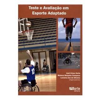 Livro - Teste e Avaliação em Esporte Adaptado - Gorla