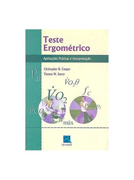 Livro - Teste Ergométrico - Cooper